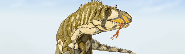 У тираннозавра нашли еще один орган чувств